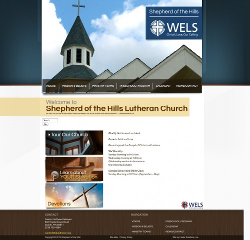 Shepherd of the Hills Lutheran Church